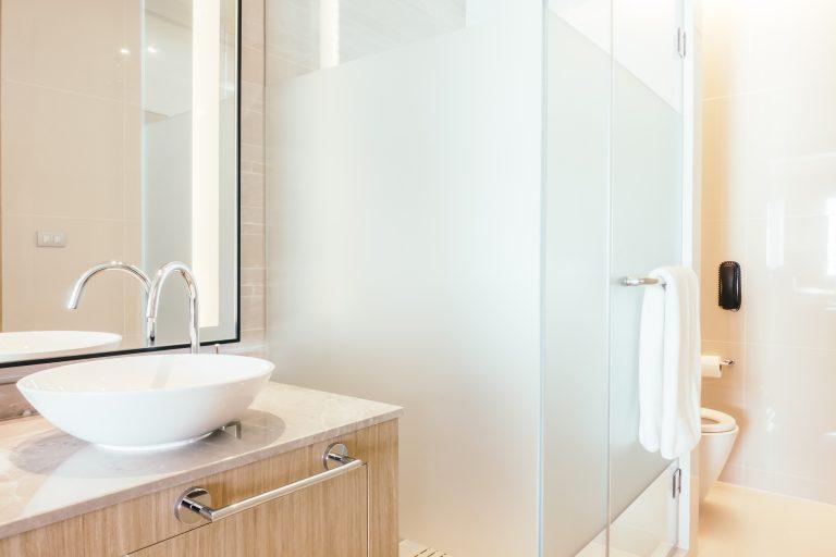 תמונה של אמבטיה מעוצבת