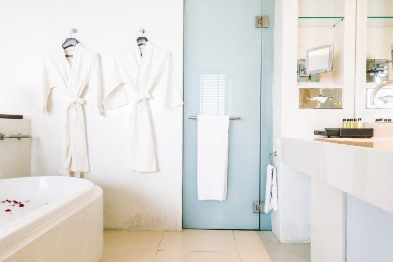 תמונה של חדר אמבטיה בעיצוב אישי