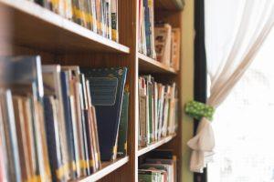 תמונה של חדר ספריות בעיצוב אישי