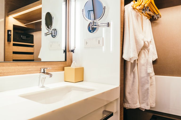 תמונה של חדר אמבטיה מעוצב בעיצוב אישי