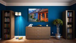 עיצוב חדר טלוויזיה