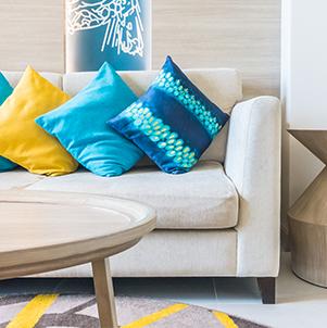 תמונה של רהיטים מעוצבים